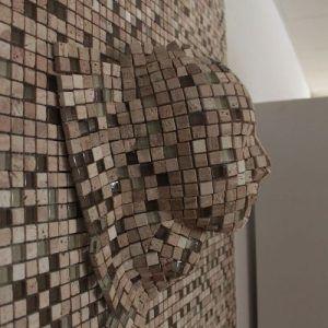 Midas glass & stone mosaic