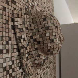 glass & stone mosaic