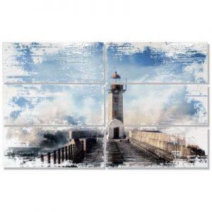 Плитка-панно настенное Керамин Марсель 100x60